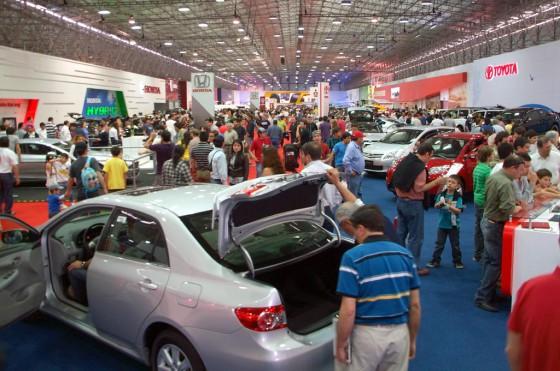 Chile: se viene el Salón del Automóvil de Santiago 2012