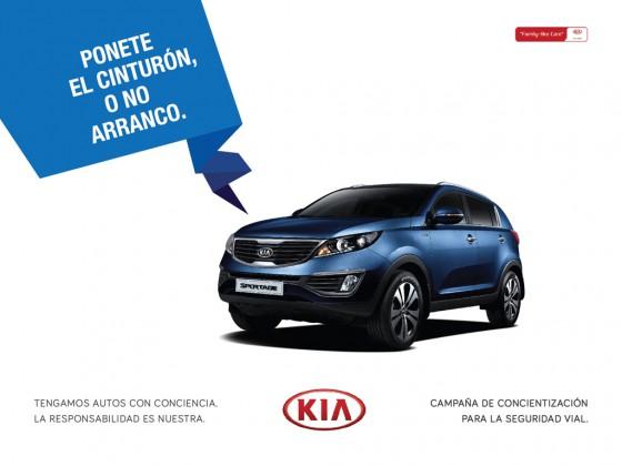 """Kia Argentina estuvo otra vez junto a """"Conduciendo a conciencia"""""""