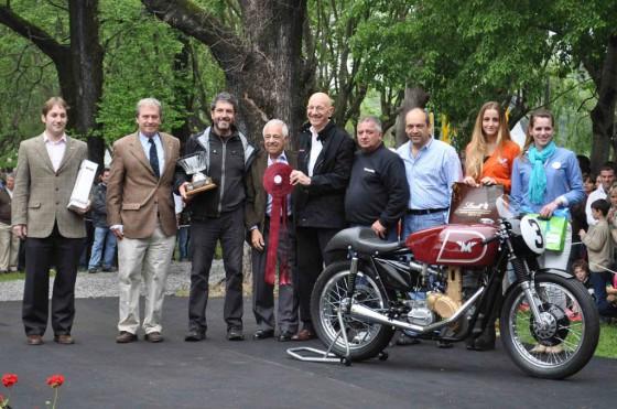 Matchless G50 de 1961 premiada en Autoclasica 2012