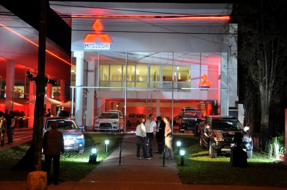 Mitsubishi inauguró un nuevo concesionario en Yerba Buena, Tucumán