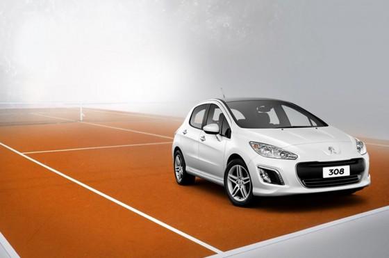 Peugeot sponsor del mejor tenis