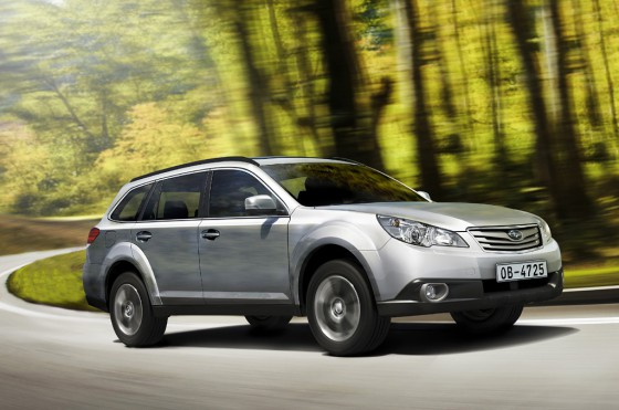 Subaru Outback 2.5i AWD CVT Limited Tech