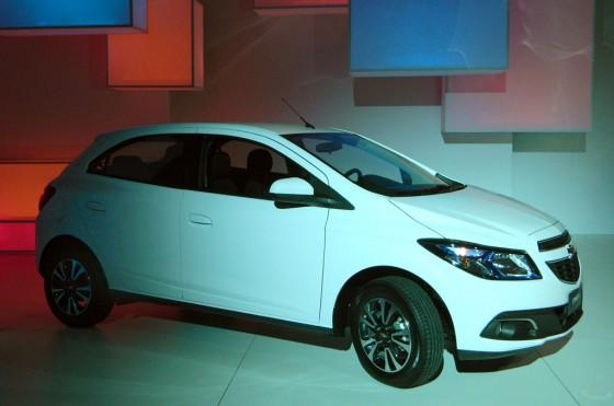Salón de San Pablo: Chevrolet se anticipó y presentó el Onix