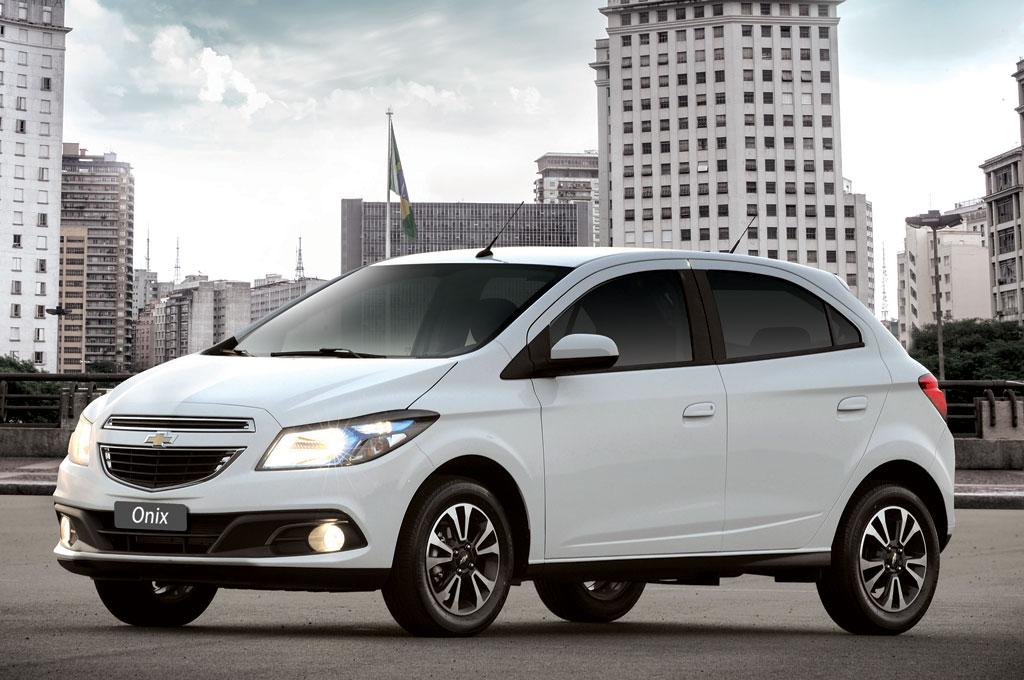 El Chevrolet Onix Llega A La Argentina En El Primer Semestre De 2013
