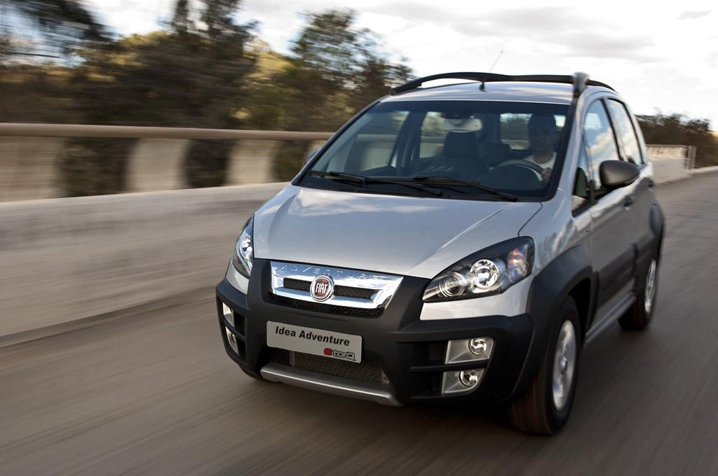 Argentina fiat actualiz el interior de la gama idea for Fiat idea 2013 precio argentina