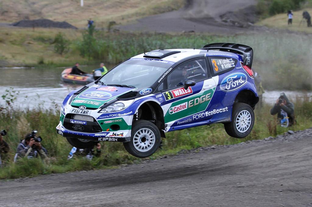 Oficial Ahora El Que Deja El Rally Mundial Es Ford