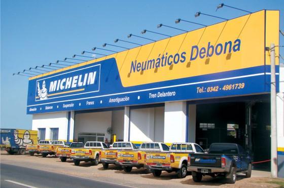 Michelin invirtió más de $5 millones en dos nuevos Truck Center