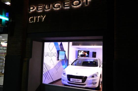 Peugeot 508 HDI GT