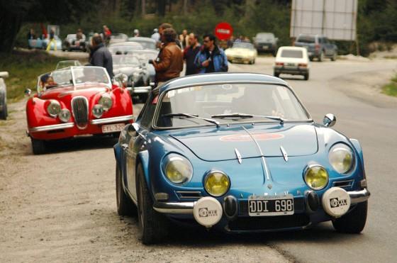 """Renault Argentina participa del Rally """"Las mil y una noches"""" con un Alpine"""