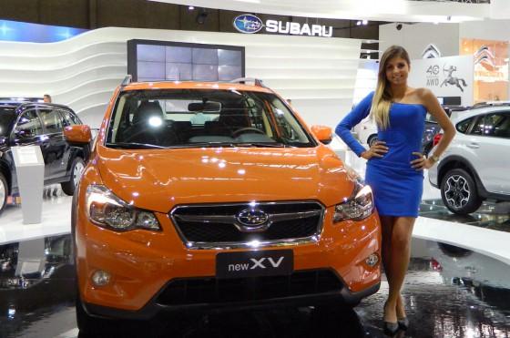Argentina: el Subaru New VX llegaría a fin de año y el BRZ en 2013