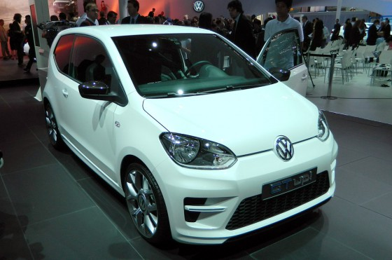 Volkswagen GT Up! Concept