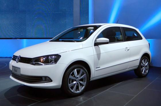 Volkswagen lanzó el Gol Trend de tres puertas