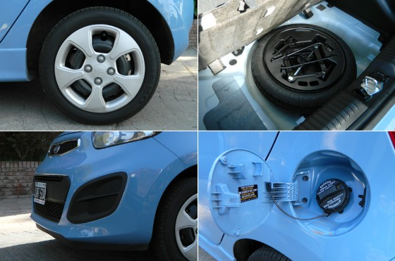 Test: Cosas de Autos probó el nuevo Kia Picanto