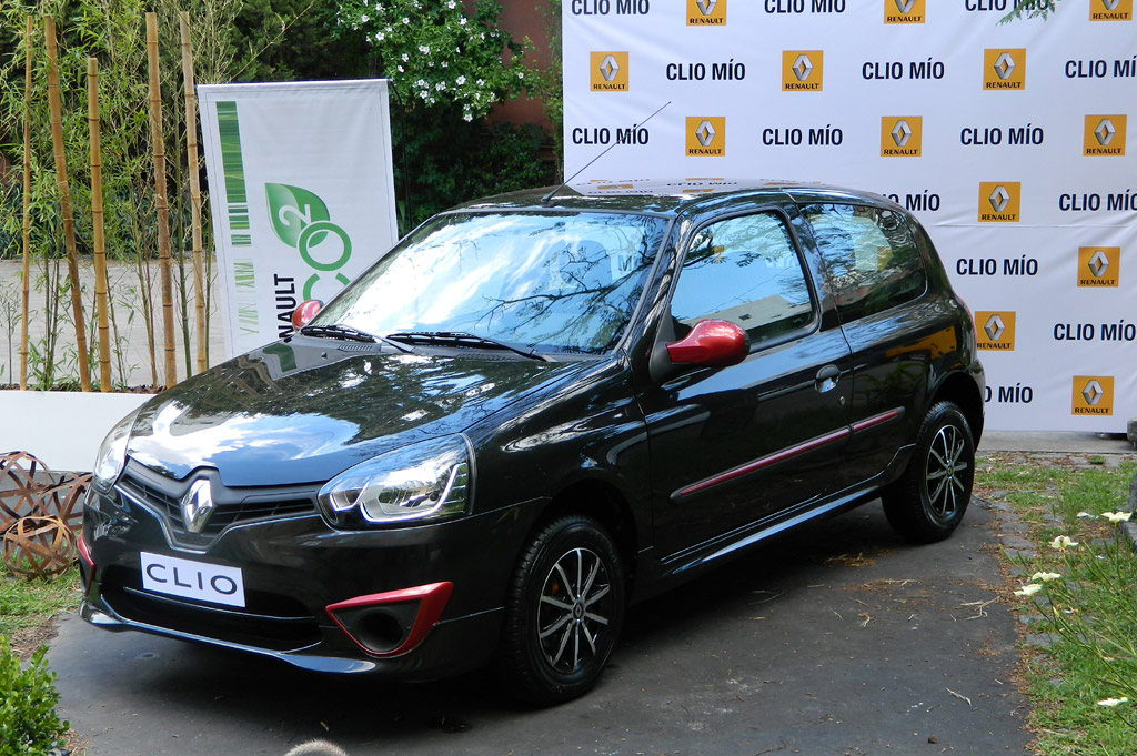 Renault Clio Color Beige Vainilla - Fotos de coches - Zcoches