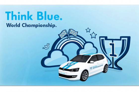 Campeonato Mundial de Manejo Sustentable, Volkswagen Think Blue World Championship