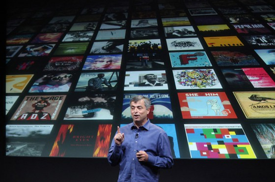 Eddy Cue, de Apple a Ferrari.