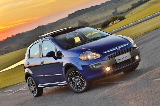 Nuevo Fiat Punto Sporting