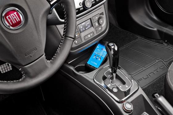 Caja Dualogic Plus en el Nuevo Fiat Punto