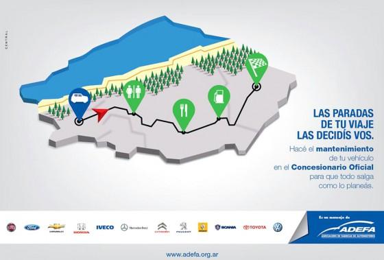 Verano 2013: ADEFA lanza su campaña de Repuestos originales
