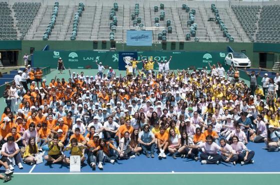 RSE: Peugeot Argentina reunió a 600 jóvenes bajo el lema ¿Cuál es tu Copa?
