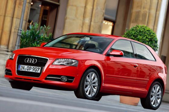 El nuevo Audi A3 llega en abril de 2013.
