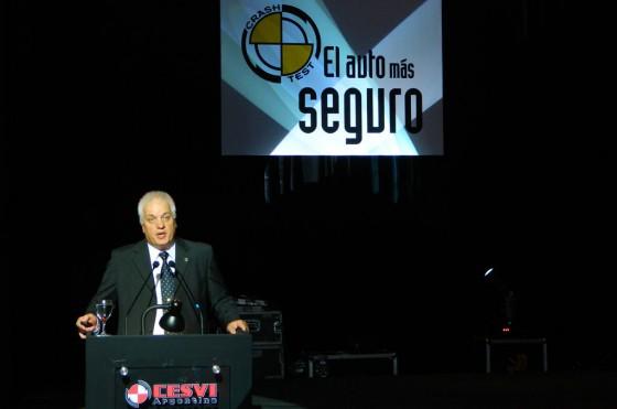 Fabián Pons, gerente general de CESVI Argentina.