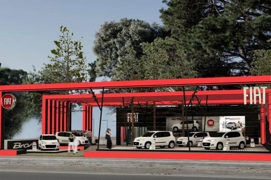 Verano 2013: ampio operativo de Fiat en distintos centros turísticos