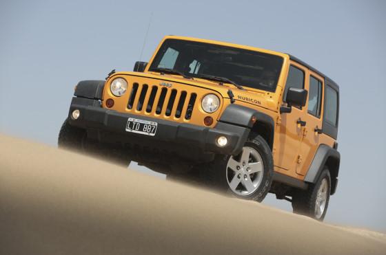 Verano 2013: Jeep ofrecerá test drives en Cariló y Punta del Este