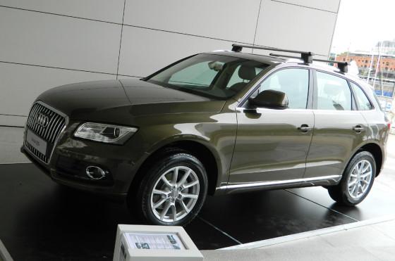 Argentina: arrancó la comercialización del nuevo Audi Q5 desde u$s 65.500