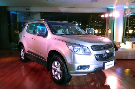 Argentina: Chevrolet inició la pre-venta de la Trailblazer LTZ a $335.000