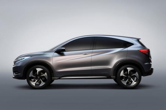 Honda develó en Detroit el Urban SUV Concept