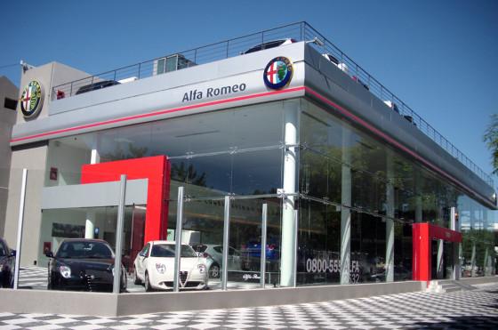 Argentina: año nuevo, casa nueva para Alfa Romeo; es el más grande Latinoamérica
