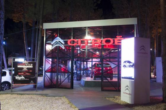 Verano 2013: Citroën presenta en Pinamar el concept Survolt