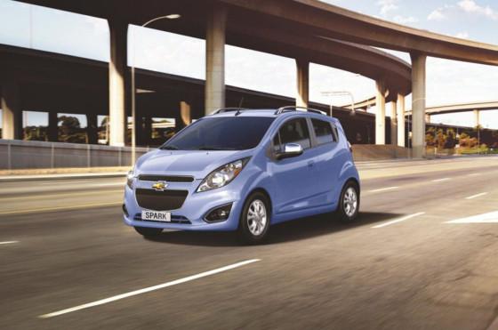 Argentina: se lanzó el renovado Chevrolet Spark a $90.800