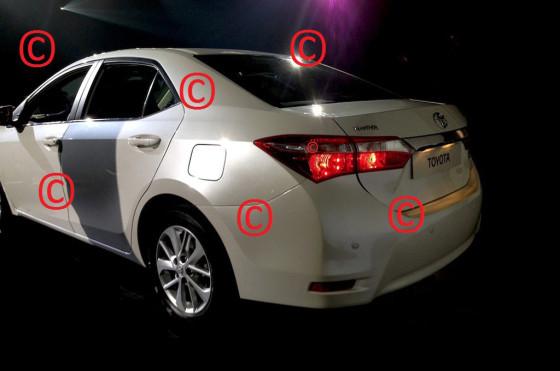 Nuevo Toyota Corolla 2014