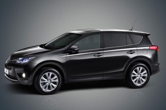 La nueva Toyota RAV4 tendrá su avant-première en ExpoAgro