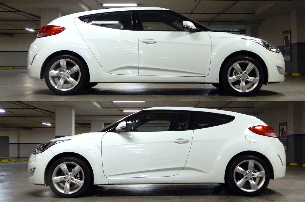 Test Del Hyundai Veloster Cosas De Autos Blog