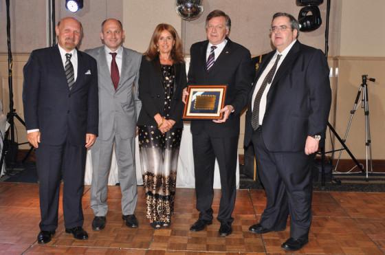 Reconocimiento para el Centro Industrial Córdoba de Volkswagen Argentina