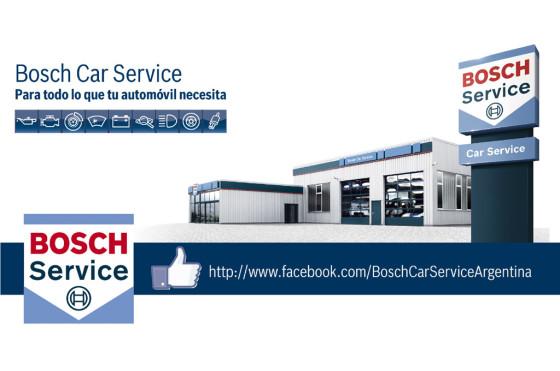 Bosch Car Service se lanzó a las redes sociales
