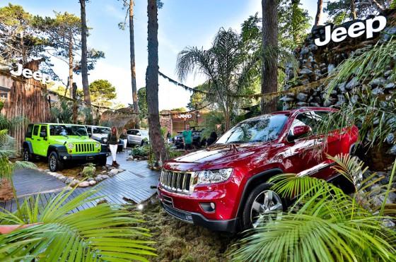 Esta Semana Santa, Jeep te espera con actividades en Cariló