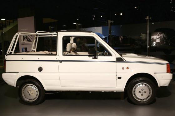 Fiat Panda Rock