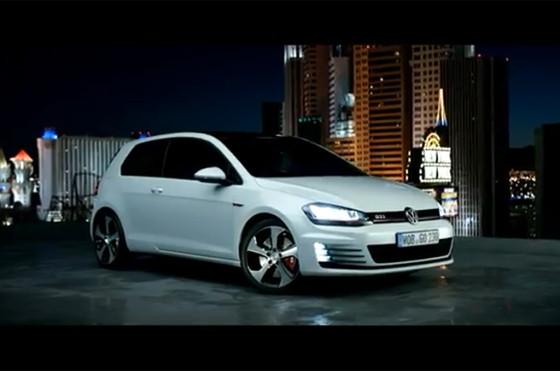 """Publicidad: el Volkswagen Golf GTI """"baila"""" con Sinatra en Las Vegas"""