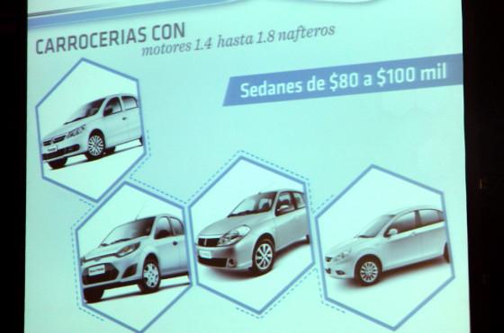 Chevrolet Cobalt versus sus competidores