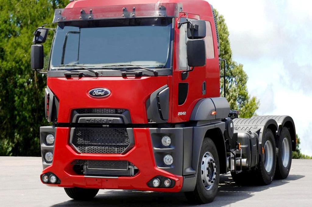Brasil: Ford presentó su camión extra-pesado 2842; llegaría a ...