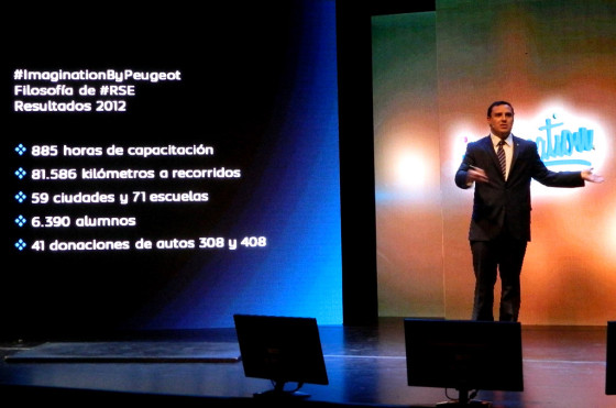 """El objetivo para 2013 es crecer un 25% por sobre lo hecho en 2012"""", dijo Sánchez Liste."""