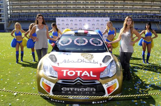 Citroën firmó el acuerdo que lo liga a Boca Juniors por dos años