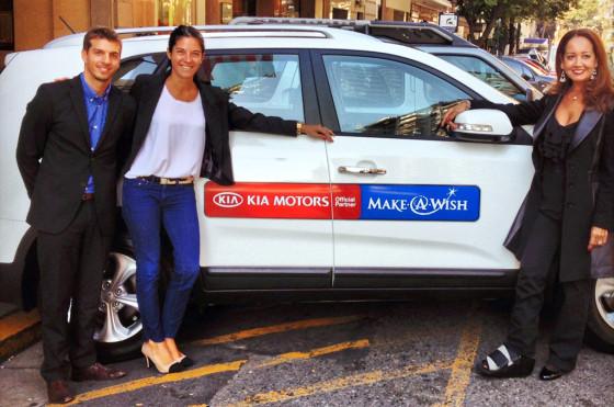 Kia Argentina se suma a las acciones solidarias de la Fundación Make-A-Wish