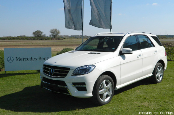Nueva Mercedes-Benz ML 2013