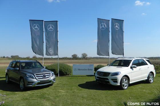 Doble lanzamiento de Mercedes-Benz Argentina: Nueva ML y Nueva GLK