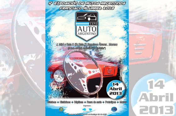 Para agendar: se viene la Expo Auto Argentino 2013